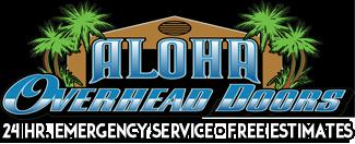 Aloha Overhead Doors Logo