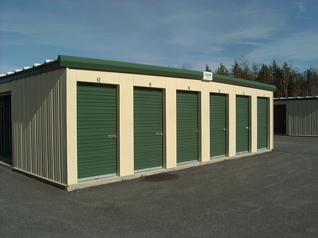 Storage Unit Doors
