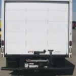 Roll up Truck door