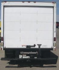 Roll up Truck door