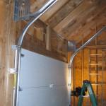High Garage Door Lift